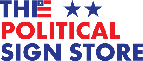The Political Sign Store Logo